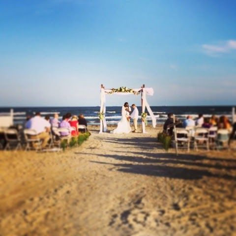 Galveston Beach Wedding Planner