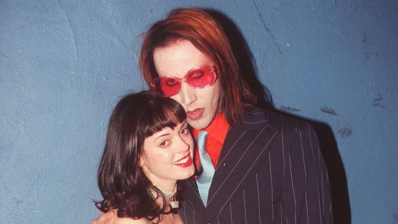 Pin Van Alexis Op Marilyn Manson