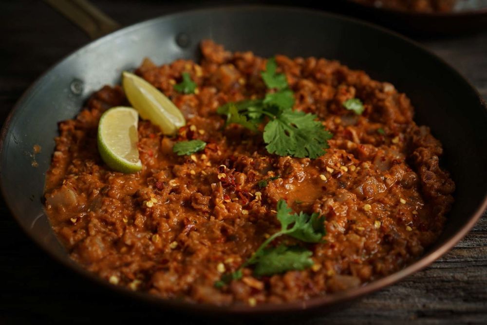 Keema Madras (With images) Fennel recipes, Meat free