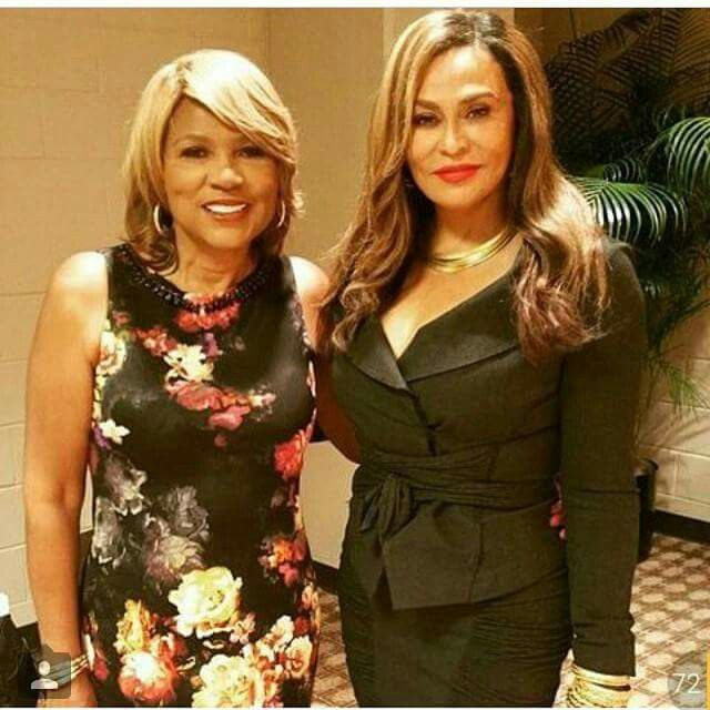 evelyn braxton toni braxtons mom and tina knowles