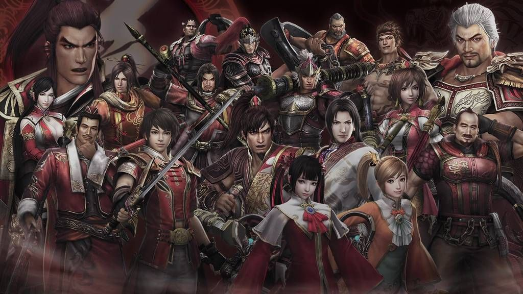 Gfs 285711 2 2 Jpg 1024 576 Dynasty Warriors Warrior Samurai Warrior