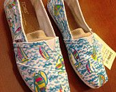 lilly pulitzer painted toms - Google Search