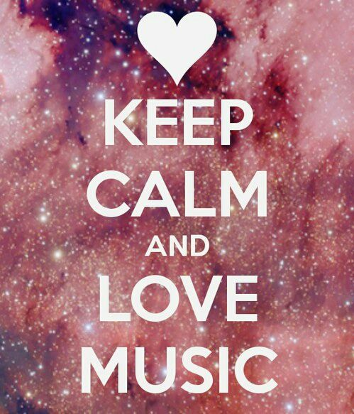 Image about music in Keep calm... by Merlia on We Heart It