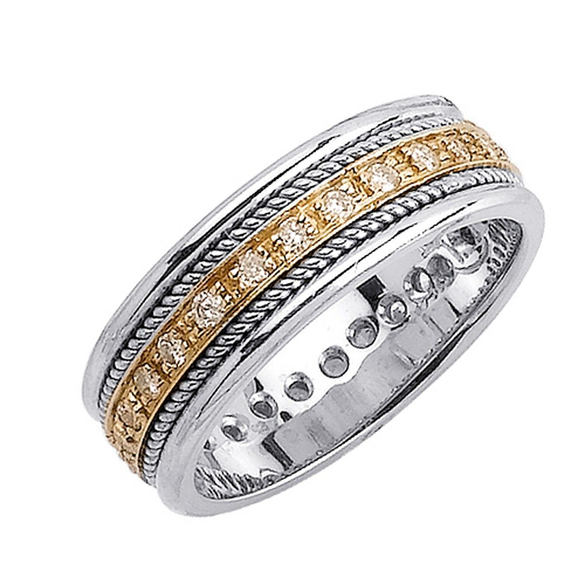 men gold diamond wedding bands | mens gold wedding bands