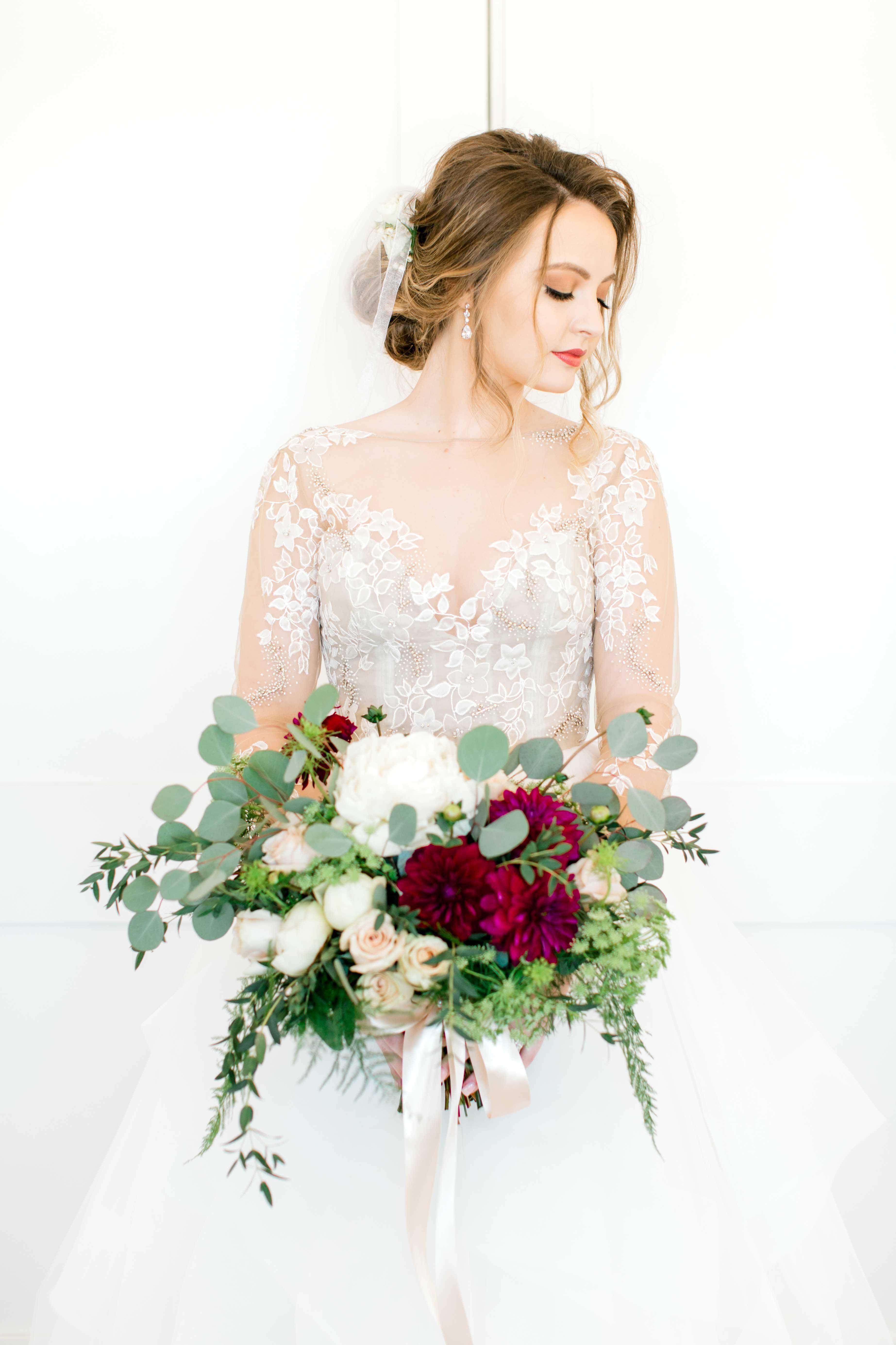 Romantic Farmhouse Wedding Houston TX. Betsy Elizabeth ...