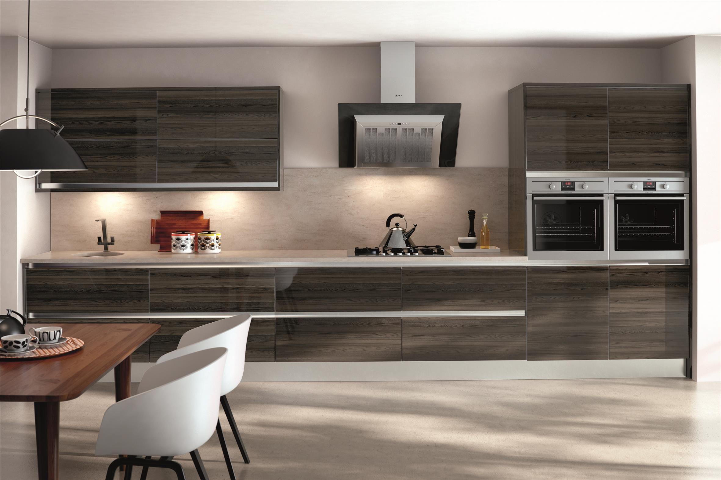 Ultra Gloss Japanese Pear Kitchen Kitchen Ideas Kitchen Kitchen
