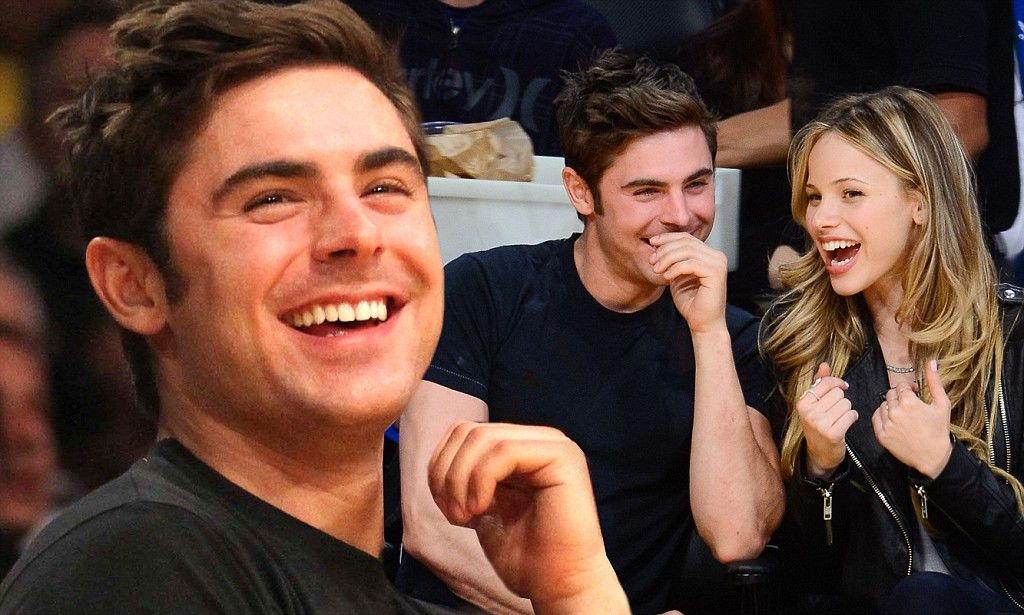 Efron Star Zac Co Dating Neighbours