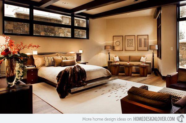 Basement Bedroom Design 20 Master Bedroom Colors  Master Bedroom Bedrooms And Dark Wood