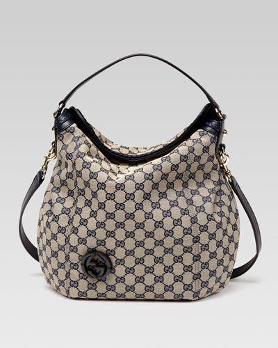 75ccbcec4d76 Hobos - Handbags - Bergdorf Goodman - Bergdorf Goodman GUCCI ...
