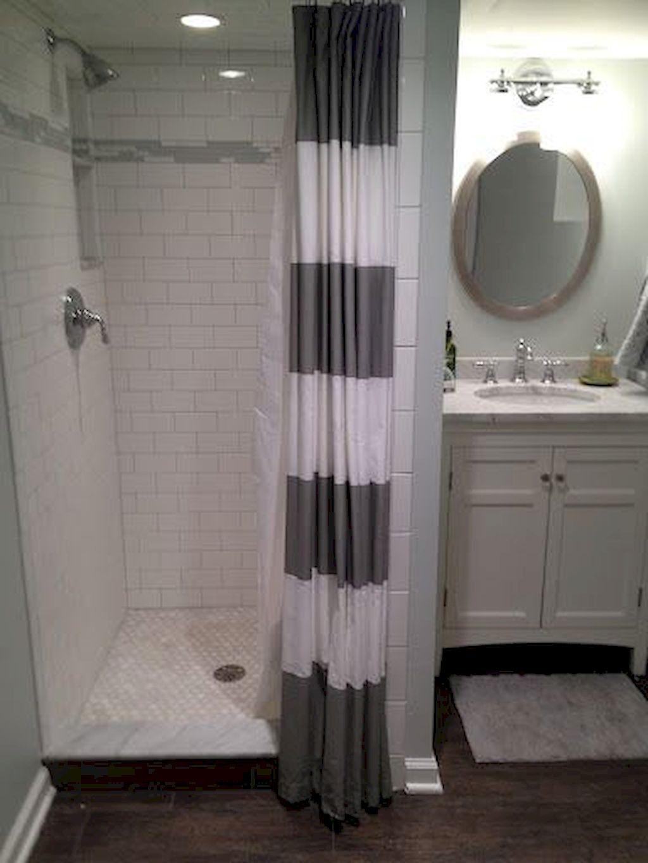 60 Luxury Small Bathroom Shower Remodel Ideas Small Basement