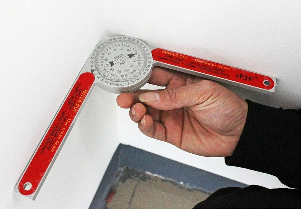 Details About Miter Saw Protractor Replace The Model 505p 7 For Carpenters Plumbers And All Miter Saw Mitered Protractor