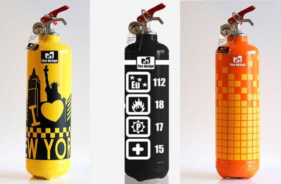 Fire Design Fire Extinguisher Fire Designs Interior Design Secrets