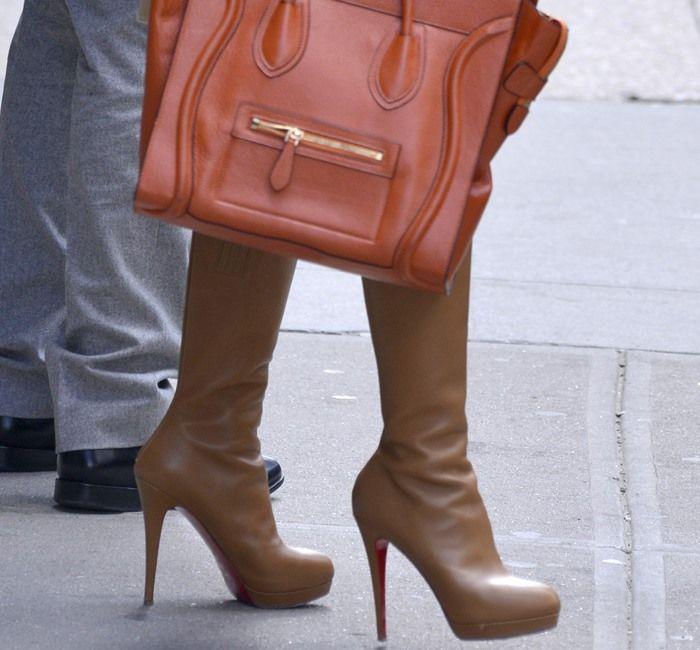 cheaper 706b9 07695 shopping christian louboutin tiagada ankle boots 4d61d 79bdf