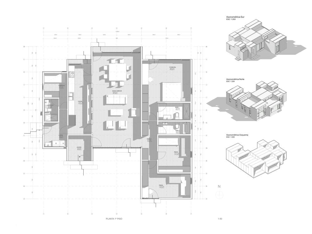 Sip M3 House Ian Hsu Gabriel Rudolphy Craftsman Floor Plans Sip House Architecture