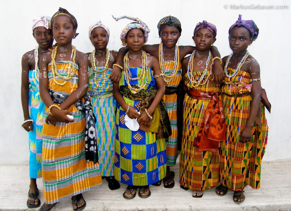 Pictures of ghanaian traditional dresses