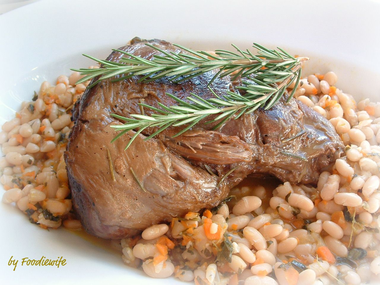 Ina Garten Tenderloin ina garten's braised 4-hour lamb & provencal french beans | ina