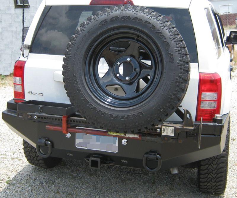 Rear Multicarrier Jeep Patriot Jeep patriot, Jeep