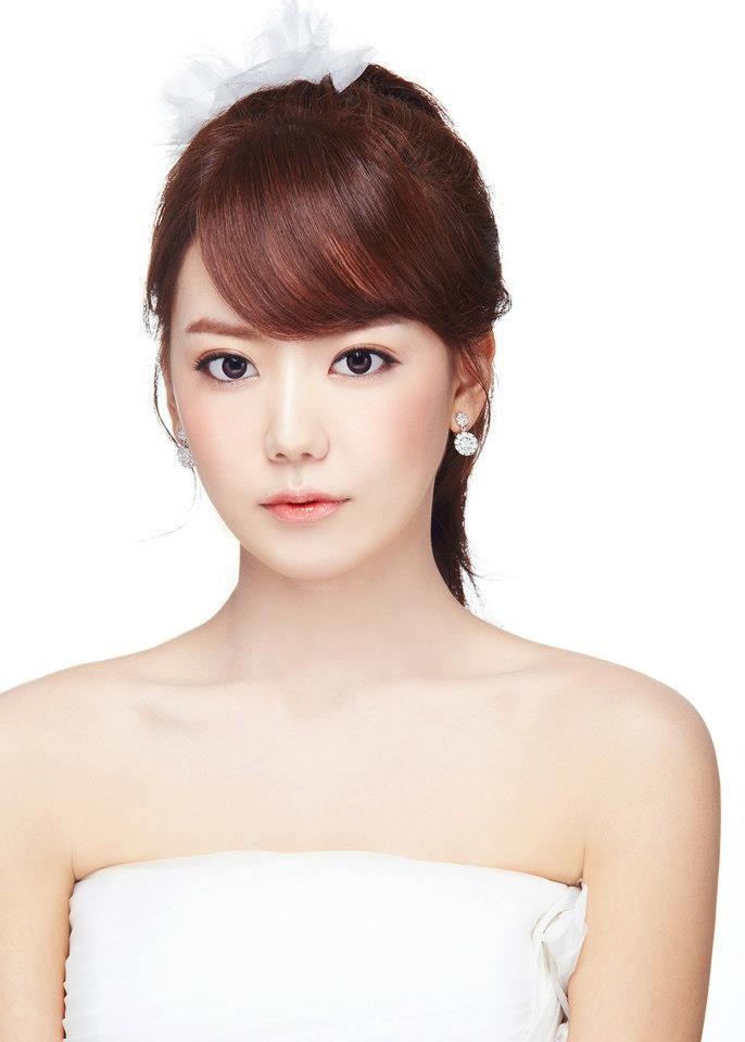 korea wedding make up