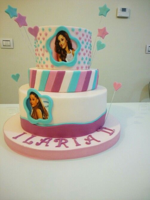 Celebrity Cakes - Cake Decorating Supplies - 1/ 17 ...