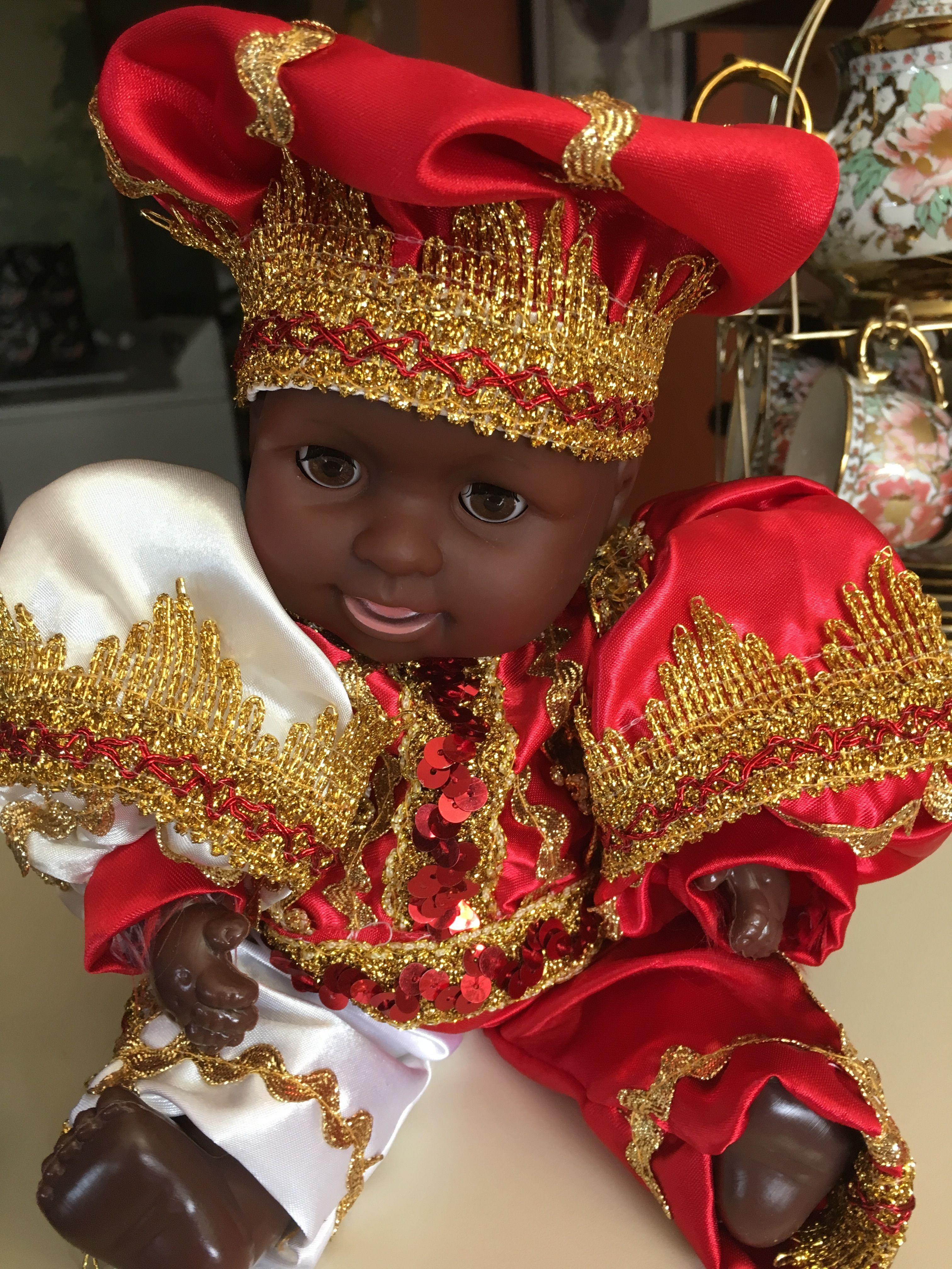 Muñeco Para Shango Doll Dress Spirit Dolls Beautiful Dolls