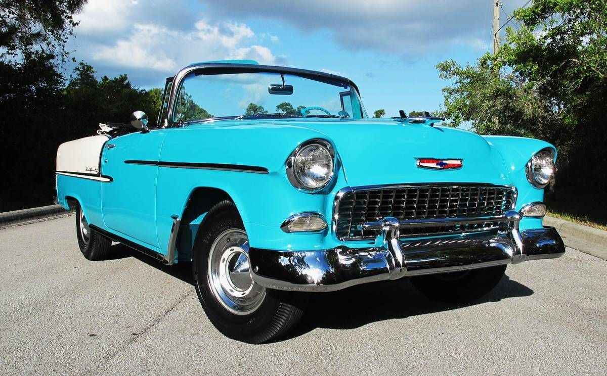 1955 chevrolet bel air bel air convertible
