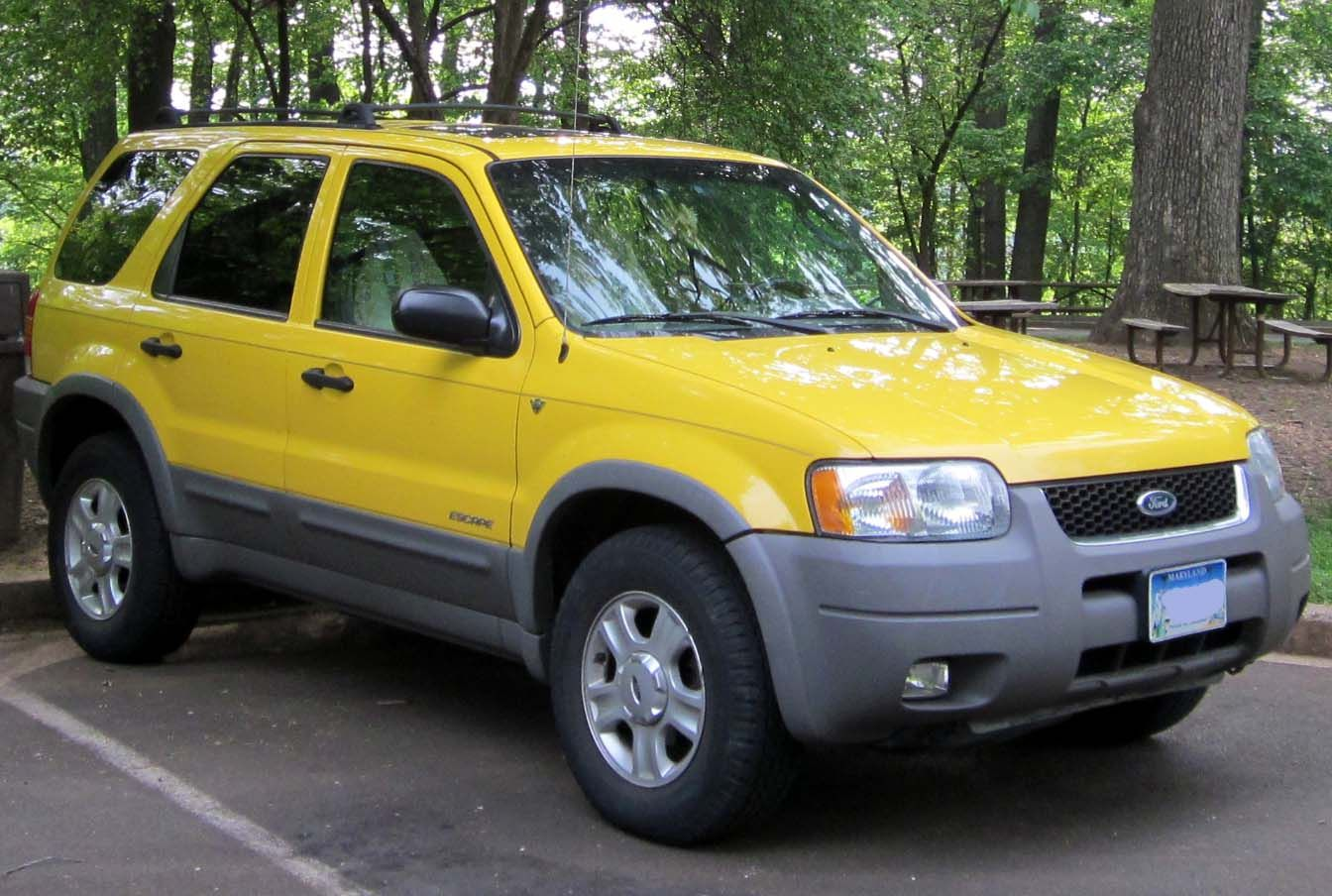 Ford Escape Reviews Autos