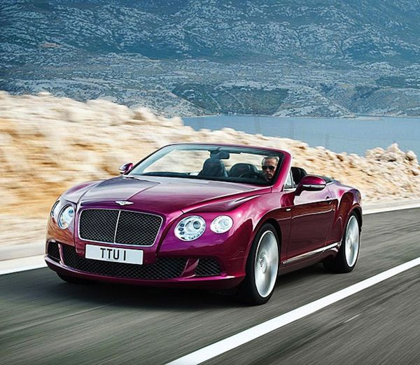 bentley gtc news and new continental information convertible image