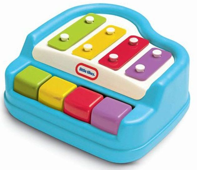 toy piano for baby - by Little Tikes