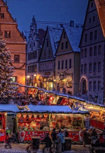 weihnachtsmarkt rothenburg weihnachtsm rkte 2013 das sind deutschlands sch nste in 2018. Black Bedroom Furniture Sets. Home Design Ideas
