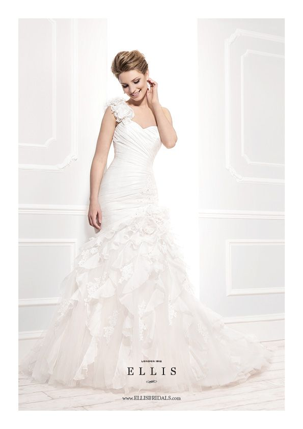 Ellis Bridals Wedding Dress - 11391. To see our Ellis Bridal ...