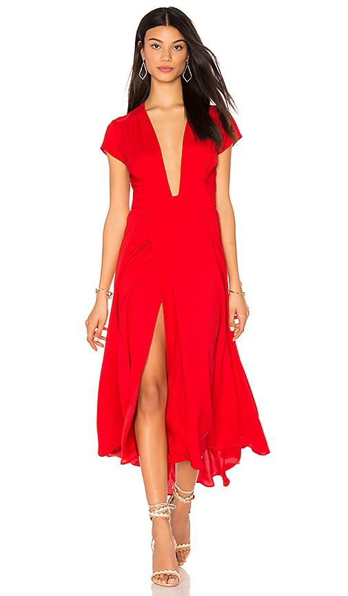 686f49e11b Shop for Two Arrows Felix Dress in Red at REVOLVE. Free 2-3 day shipping  and returns, 30 day price match guarantee.