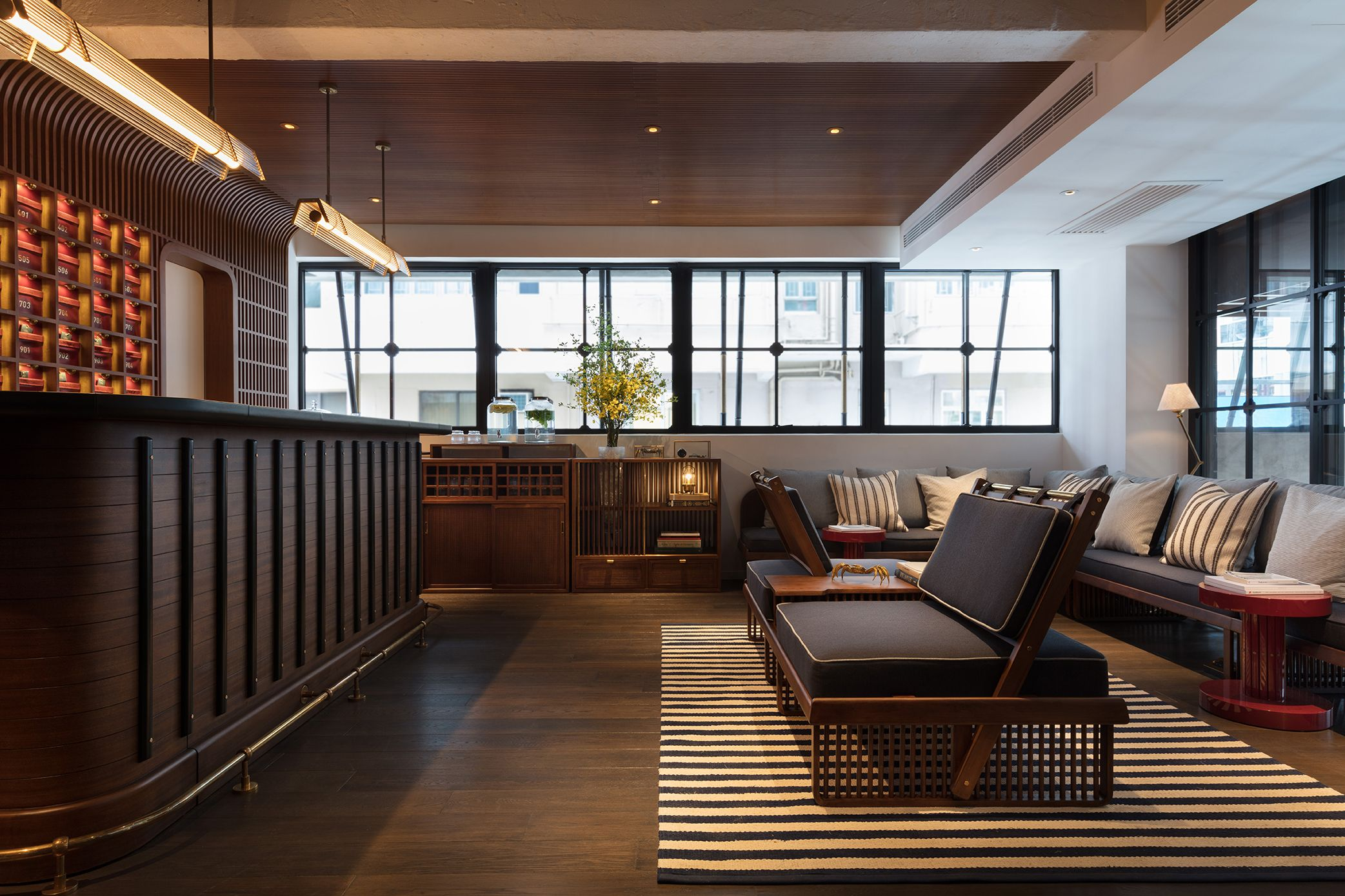 The Fleming | Public Spaces / Lobby | Pinterest