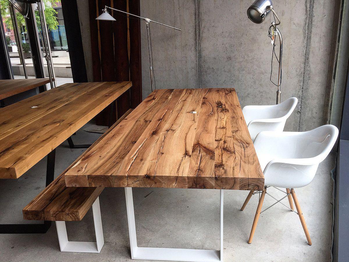 Tisch nach Maß Esstisch Massivholztisch Eichntisch