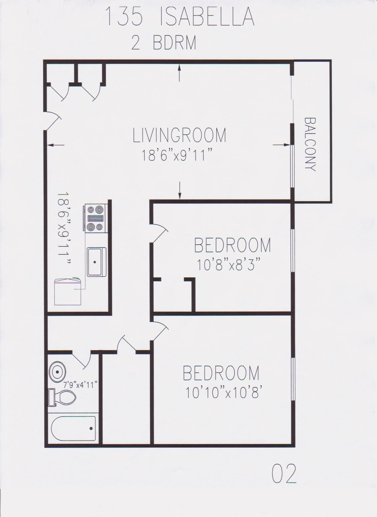 700 Sq Feet House Plan With Car Parking Small House Plans House Plans One Storey House