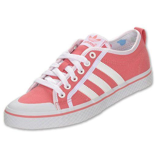adidas tesoro strisce basse le scarpe casual finishline rosa