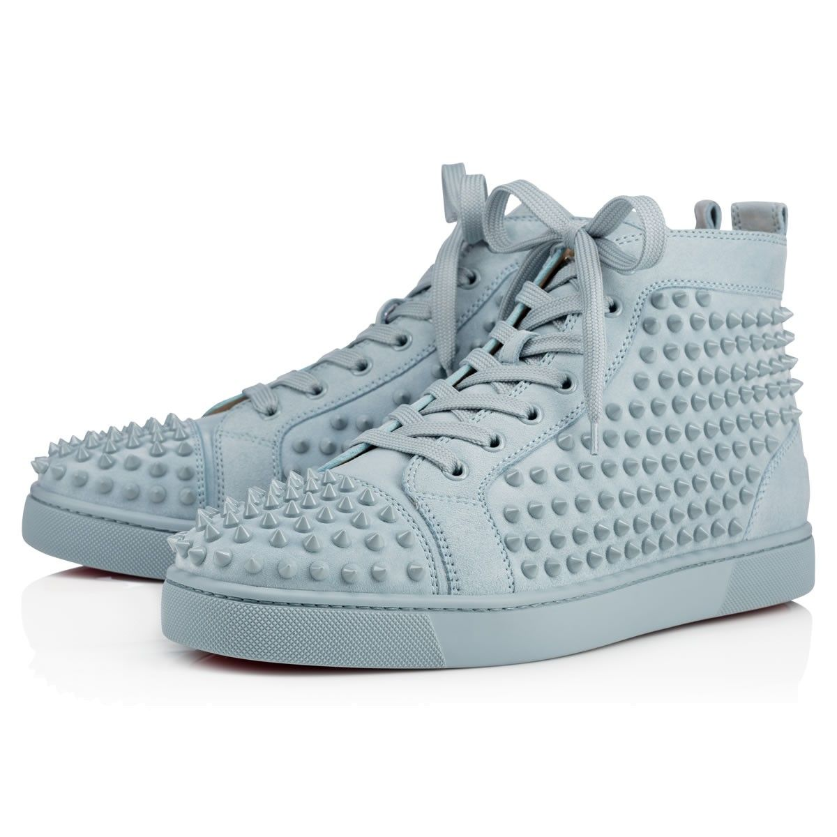 0aef310f662f Shoes - Louis Spikes Men s Flat - Christian Louboutin