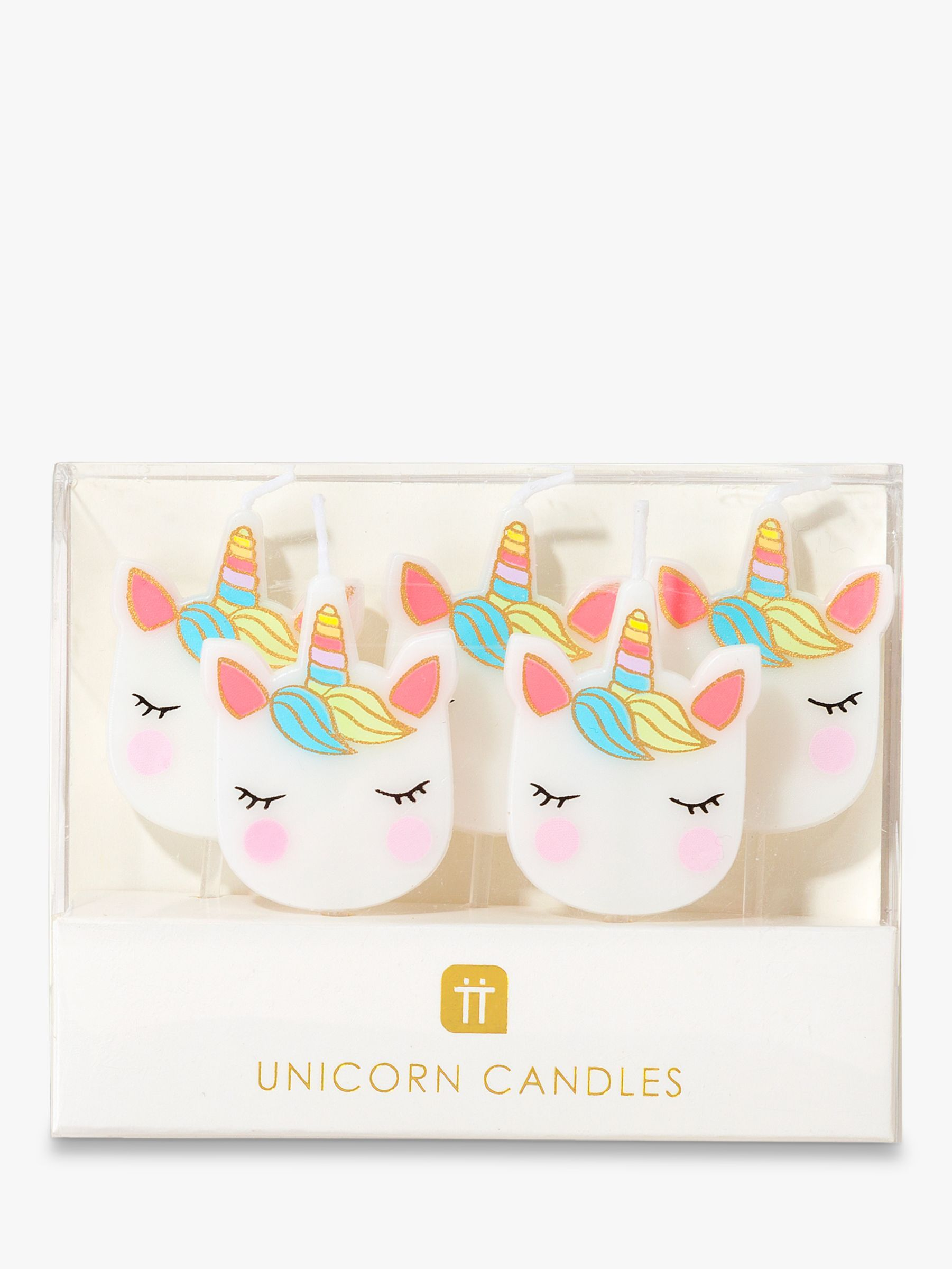 Talking Tables Unicorn Birthday Candles, Pack of 5 - Unicorn birthday, Birthday candles, Unicorn birthday parties, Unicorn candle, Birthday, Candles - Buy Talking Tables Unicorn Birthday Candles, Pack of 5 from our Sparklers, Candles, Crackers & Poppers range at John Lewis & Partners  Free Delivery on orders over £50