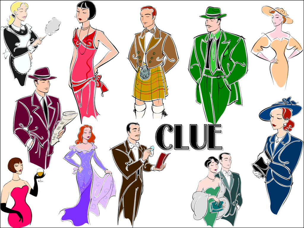 What Clue Character are You? | Clue party, Halloween 2016 and ...