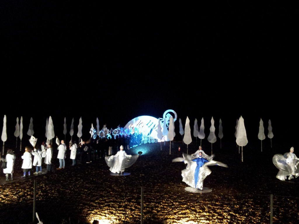 Twitter / TBOBrightonHove: Lanterns passing for Burning ...