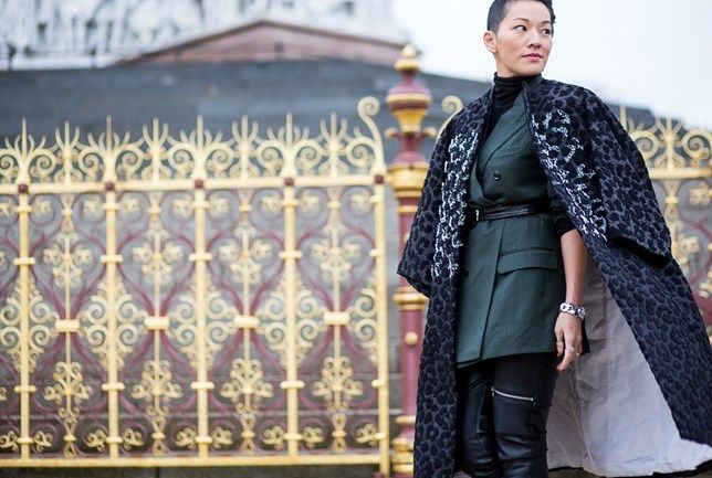 Jackets- 2 Become 1 - Street Style - Vogue Portugal