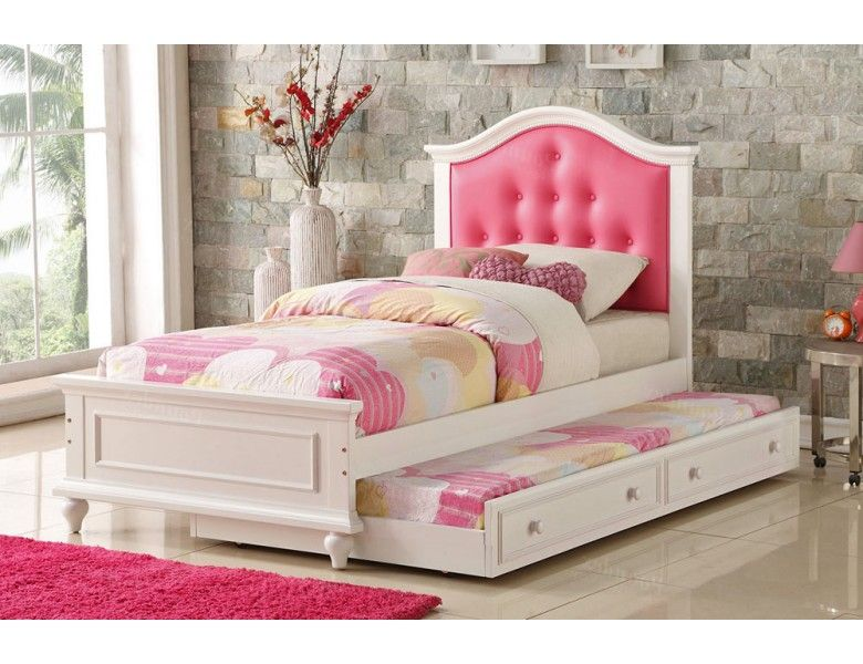 Farell Twin Bed With Trundle Twin Trundle Bed Twin Size Bedding