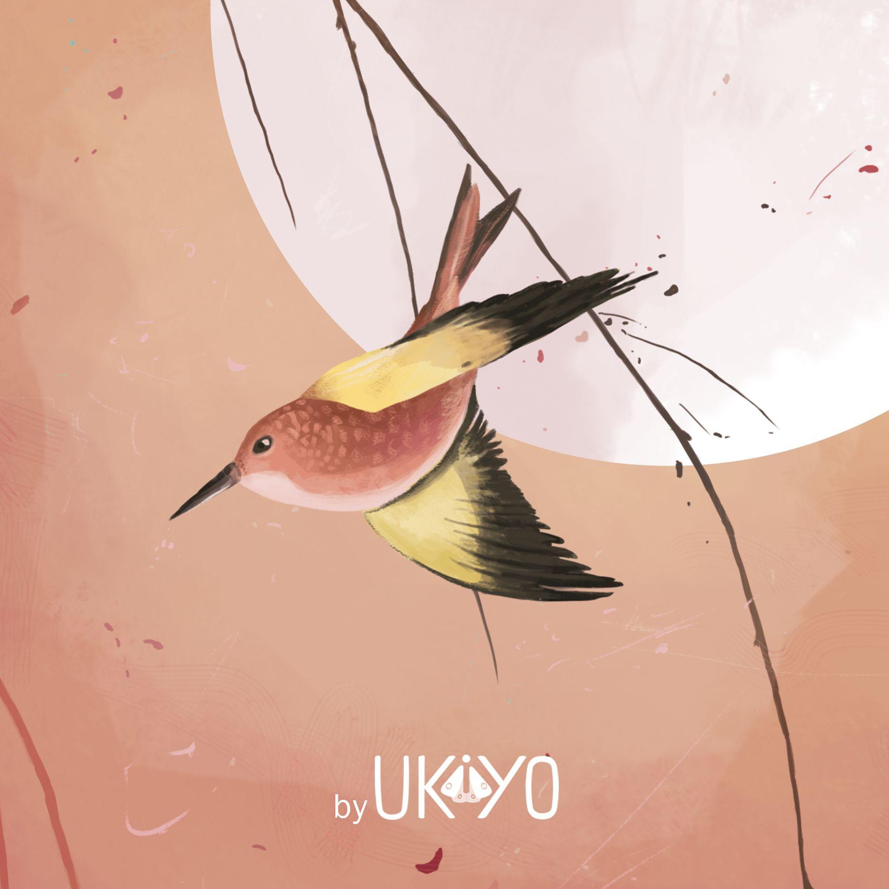 by UKIYO | Aurélie de Sousa https://www.facebook.com/ukiyoscroll/