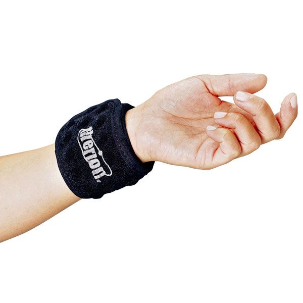 Therion Magnetics Platinum Magnetic Wrist Wrap new at Unique Fitness