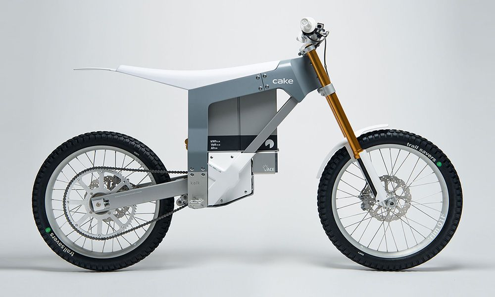 This Electric Dirt Bike Is The Tesla Of Motorcycles Enduro