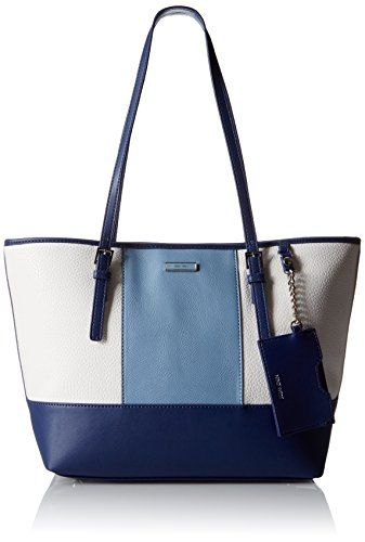 Nine West Ava Tote Bag Snow Petal