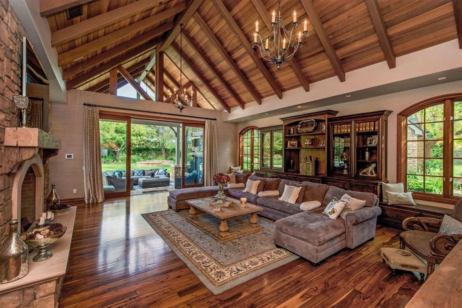 101 Country Style Living Room Ideas (Photos) in 2020 ...