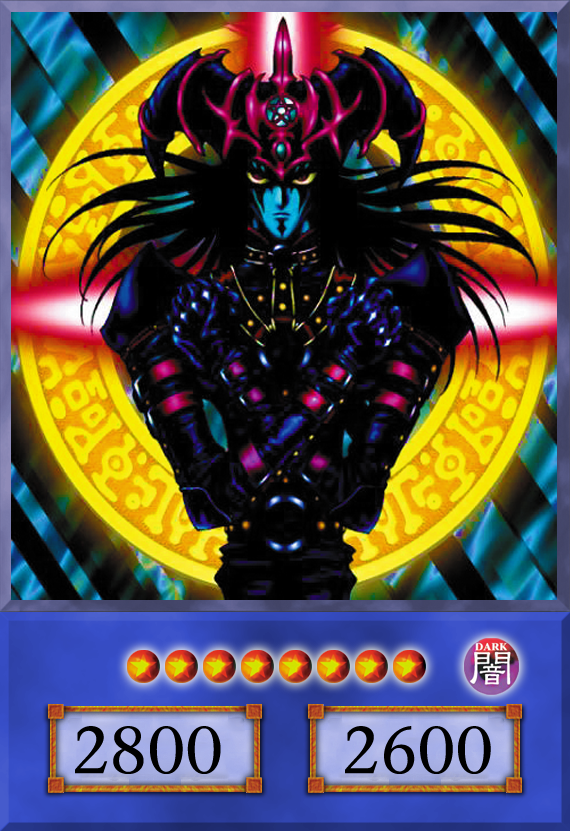 Magician of Black Chaos by ALANMAC95 on DeviantArt Anime