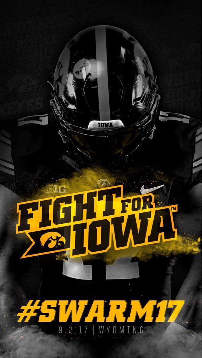 Pin By Skullsparks On Wallpapers Lock Screens Sports Design Inspiration Iowa Iowa Football