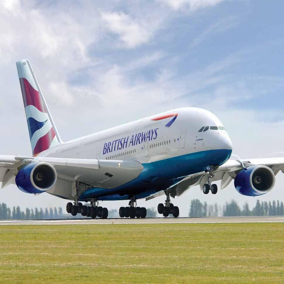 ba 380 i love airplanes aviones comerciales aviones de rh pinterest es