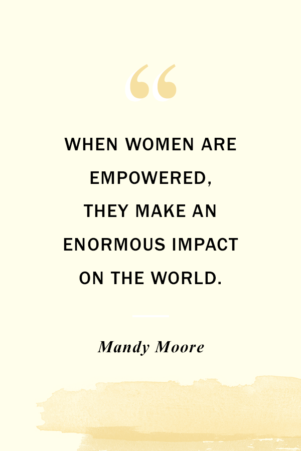 Empowered Women Empowerment Quotes By Famous Women In 2021 Women Empowerment Quotes Powerful Women Quotes Empowering Women Quotes